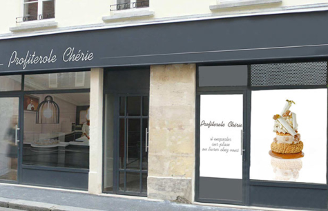OPENING OF PROFITEROLE CHÉRIE