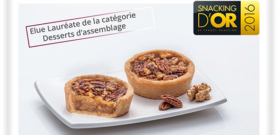 Lauréat au Snacking d'Or
