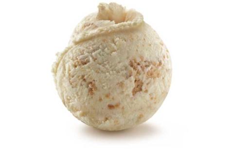 Crème glacée Gâteau basque