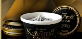 Osez le sorbet caviar Roman Kaviroff pour une expérience gustative unique