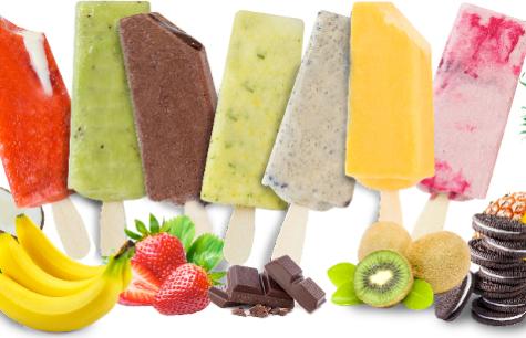 """Nouvelle gamme de glaces """"La Paletina"""""""