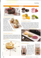 Gâteaux gourmands individuels