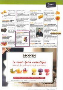 Cie des Desserts : crème glacée patate douce violette