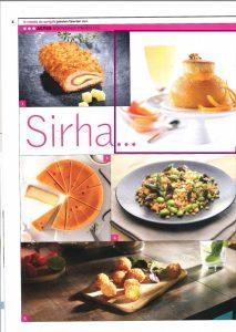 Baba d'Urraca & Une glace à la patate douce violette