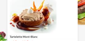 Tartelette Mont-Blanc