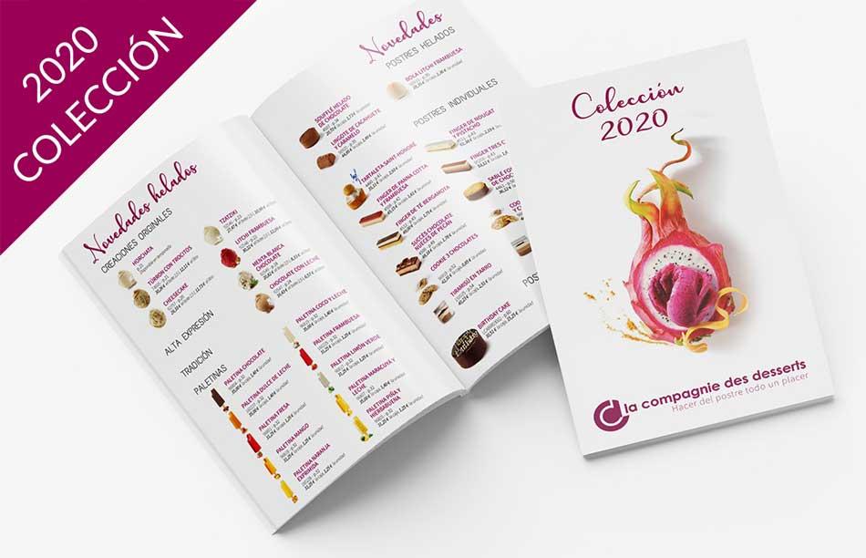 ¡Nuevo catálogo: Colección 2020!