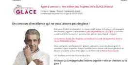 Première édition des Trophées de la Glace : les inscriptions sont lancées !