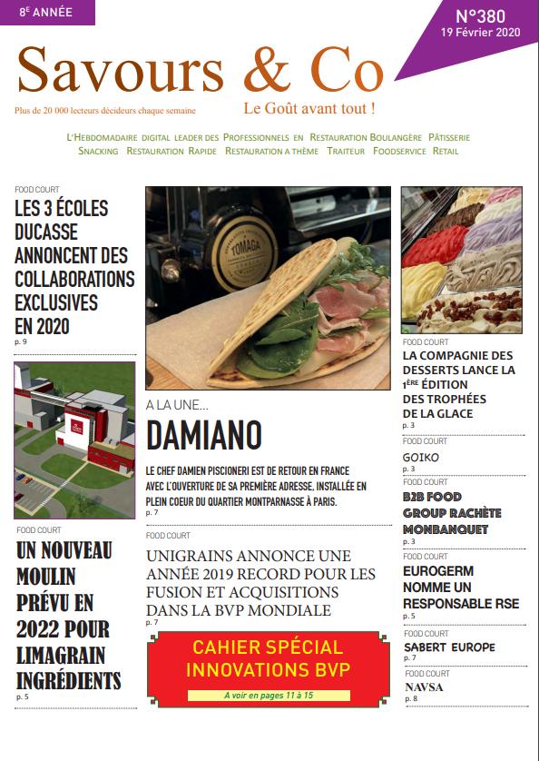 La Compagnie des Desserts lance la 1 ère édition Des Trophées de la Glace