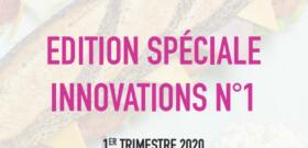 Mac'eclair chocolat - les innovations au 1er trimestre 2020