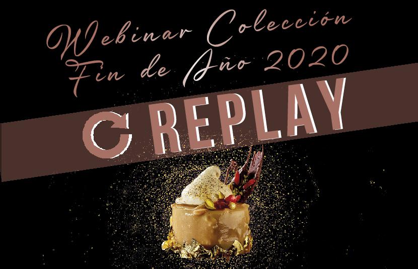 Webinar Gourmet: Colección Fin de Año 2020