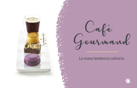 EL ÉXITO DEL CAFÉ GOURMAND