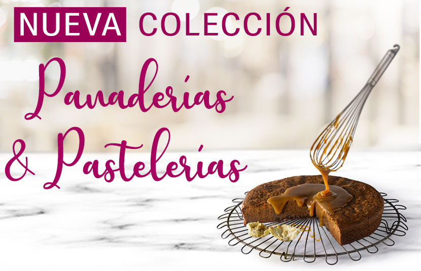 Nueva colección: panaderías