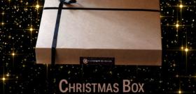 Llega la CHRISTMAS BOX: una alternativa a la cesta y cena de empresa