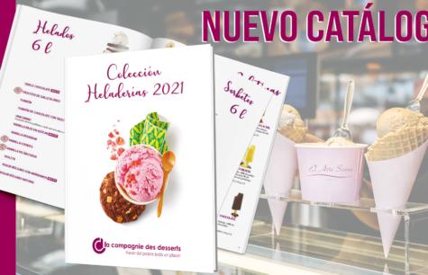 Nuevo catálogo de la Colección Heladerías 2021