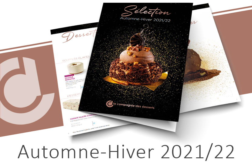 Nouveautés Automne-Hiver 2021/22