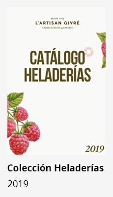 Colección Heladerías 2019